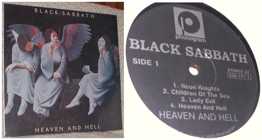 BLACK SABBATH - Heaven And Hell - Russian