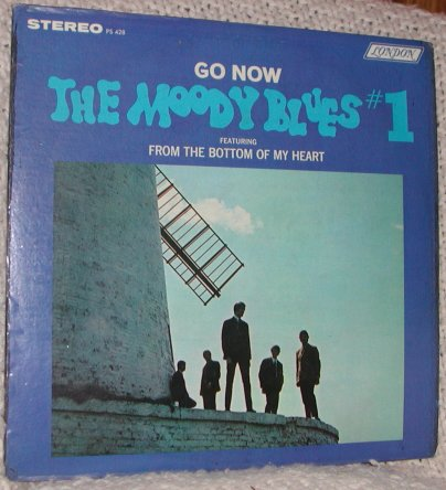 Moody blues - Go Now - Original